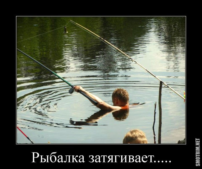 Картинки смешные на рыбалке, аппетита