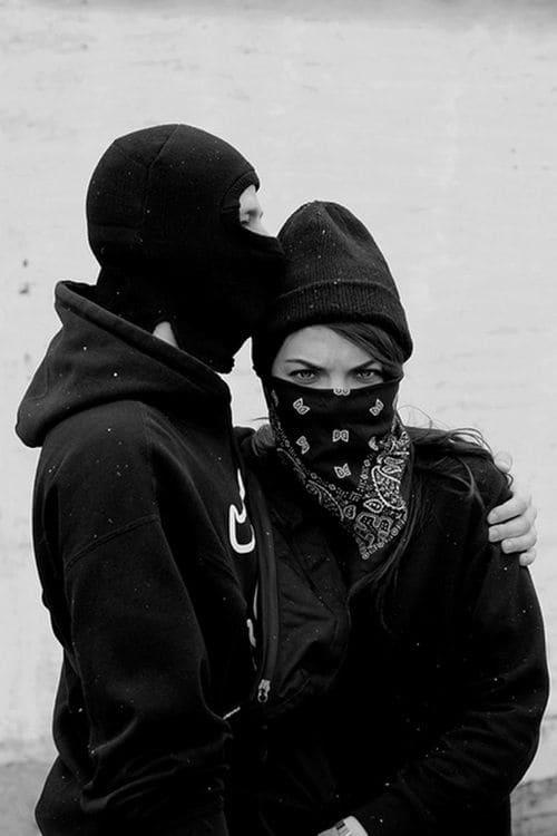 картинки хулиганов с масками интересует, можно пить